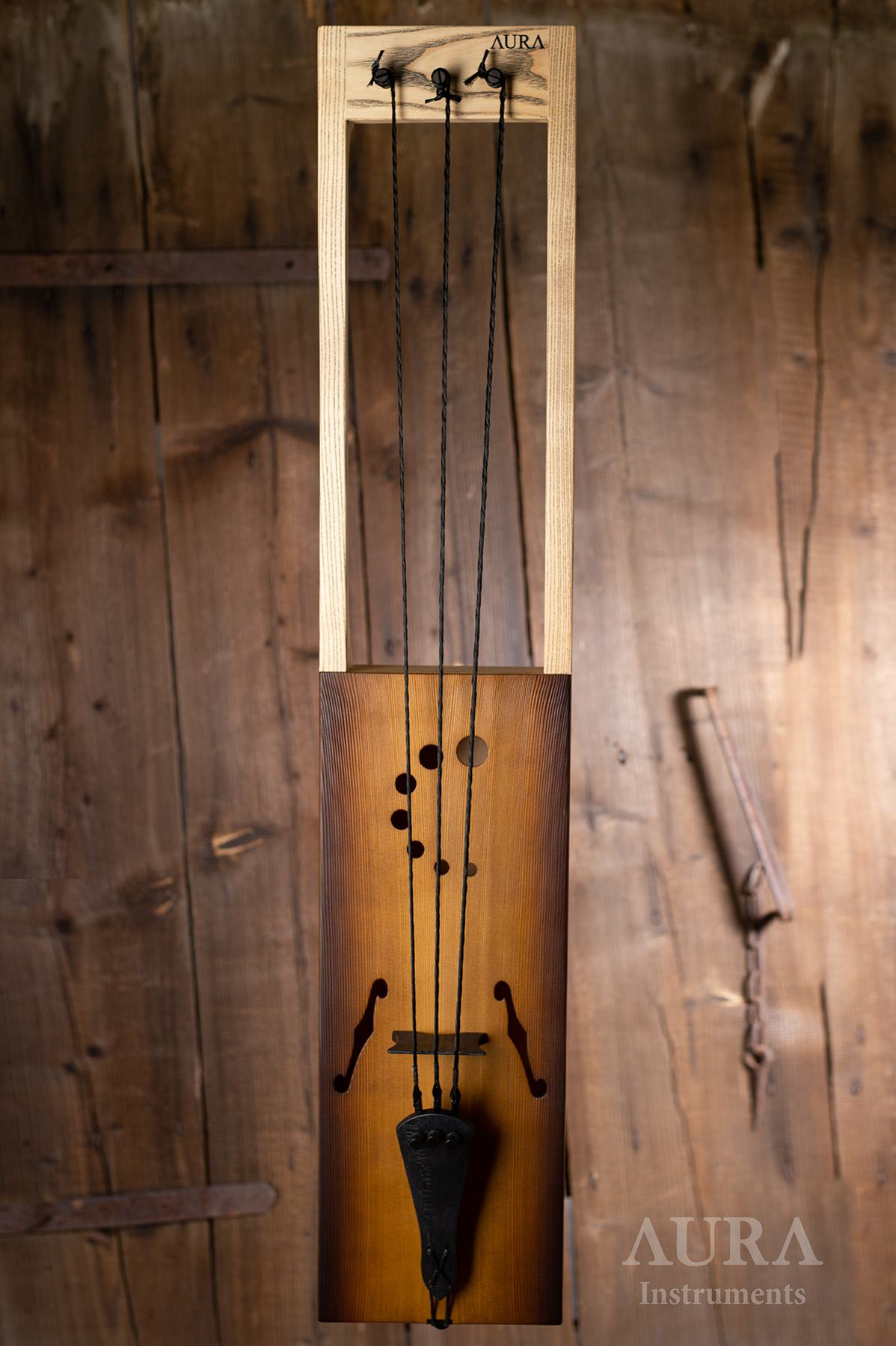 Aura Tagelharpa Cello