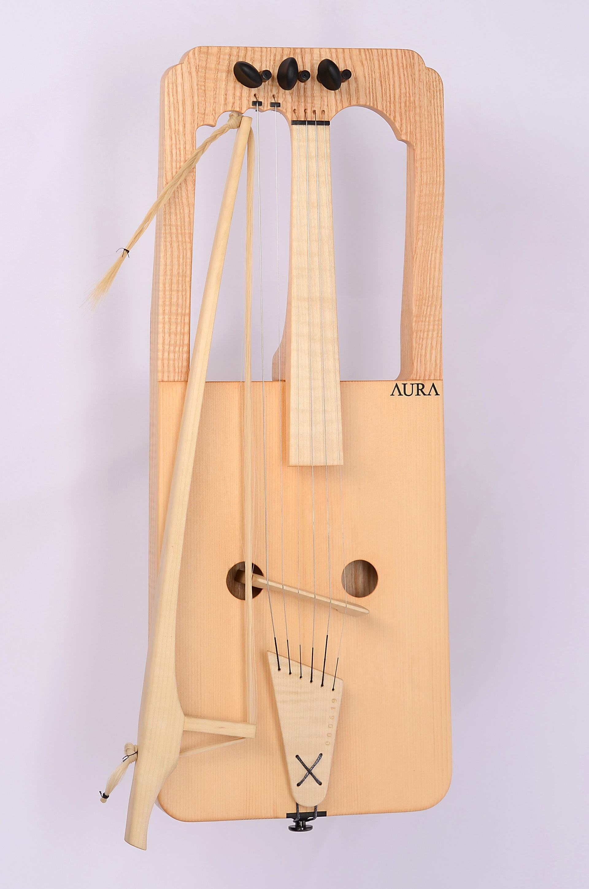 Welsh CRWTH - Velšská lyra